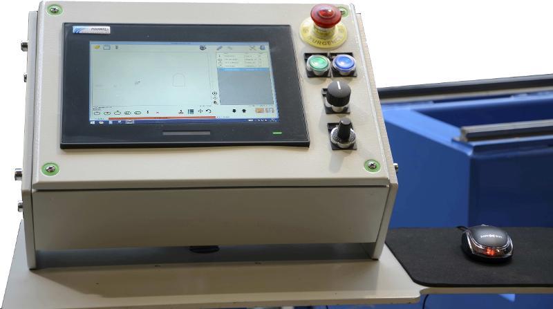 CNC Commande numérique - 380 Sensio