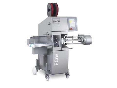POLY-CLIP SYSTEM: CLIPPATRICI semiautomatiche e automatiche - FCA 100/140