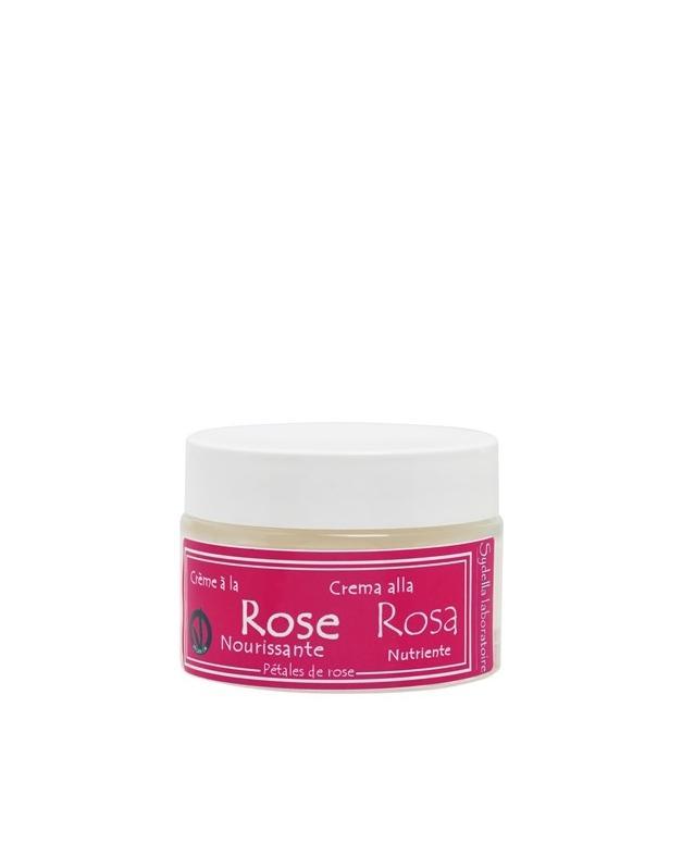 Crème À La Rose - SOINS DU VISAGE