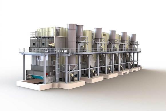 Secadoras Industriais - Tecnologias de secagem