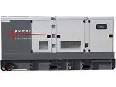 Generator 550kVA - Technische Fiche - Generator 550kVA