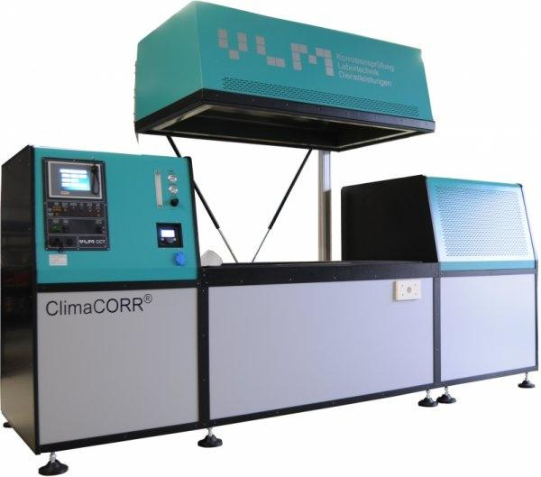 "CC 1000-TL FR (-40°C/+80°C) ClimaCORR® Cyclic corrosion test - Chest type chamber for VDA 233-102 (VDA ""new"") test with freezing phase"