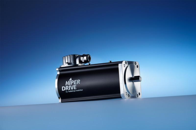Positioning drive HIPERDRIVE HDA 70 - Positioning system for format changeovers with high nominal power output