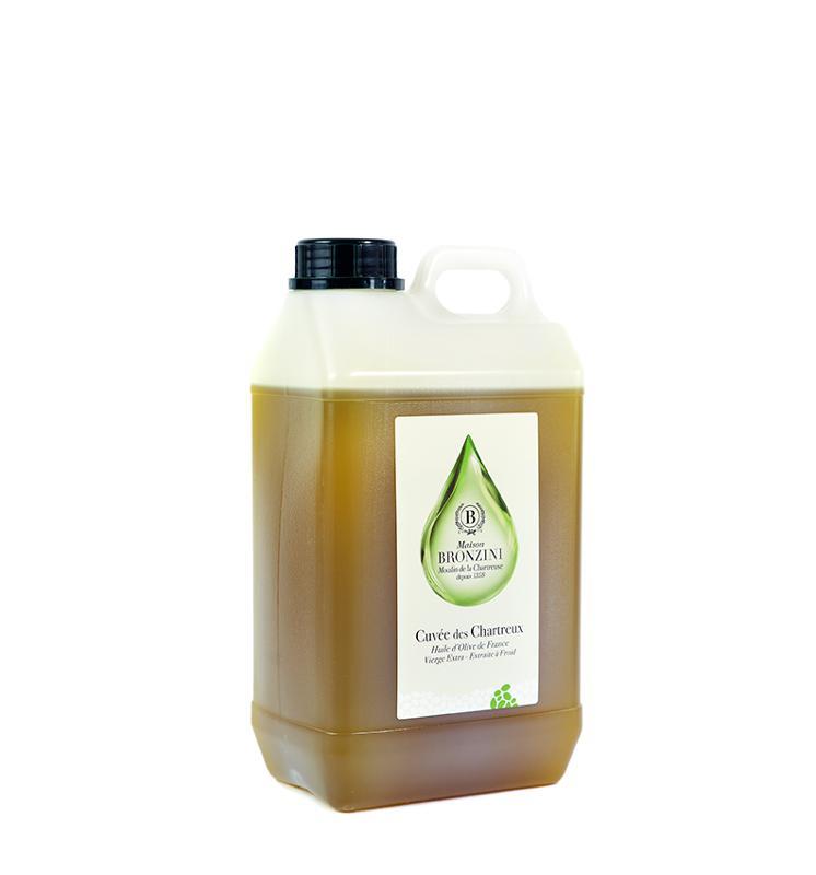 Cuvée des Chartreux Bidon 2L - Produits oléicoles