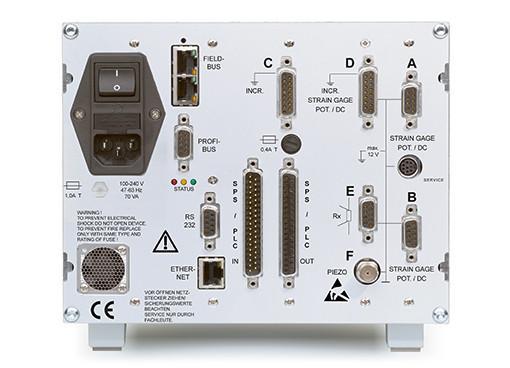 Système de surveillance de mesure -DIGIFORCE® 9307 - Système de surveillance de mesure - DIGIFORCE® 9307
