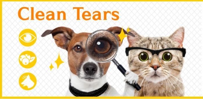 Clean tears -