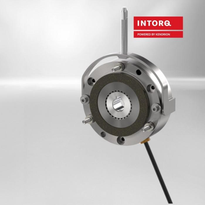 Spring-applied-brakes - INTORQ BFK457 - Spring-applied-brakes with compact and fast installation
