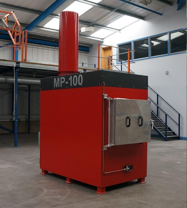 Addfield Medical Waste Incinerator - MP100