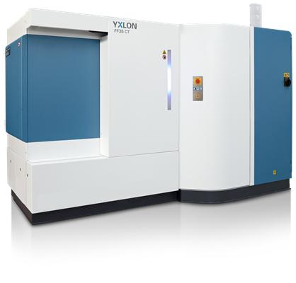 X-ray and CT Inspection Systems - YXLON FF35 CT