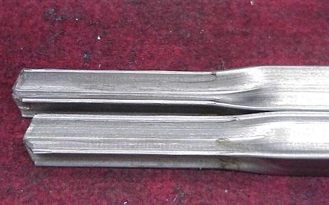 Unita di rastrematura - Riduce il diametro del tubo o del quadro o profilo desiderato