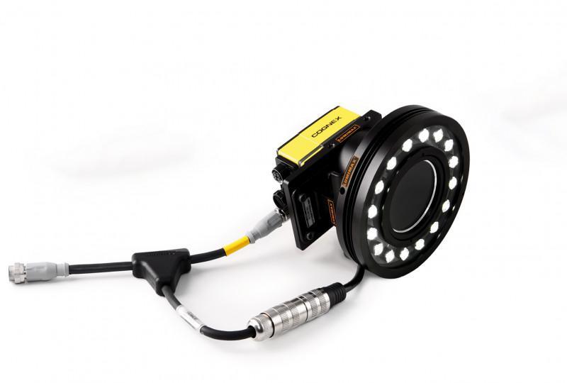 T1-Adapterkabel für Cognex InSight 5x und 7x - Adapterkabel für direktes Anschließen von LUMIMAX® LED Beleuchtungen an Kameras