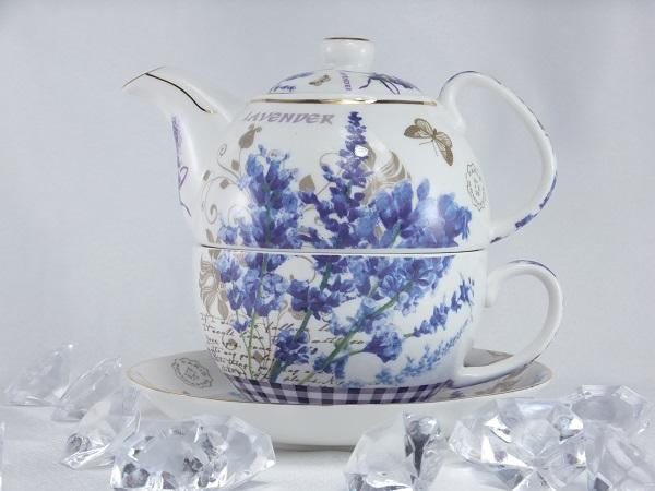 Tea for one-Provence Lavendel