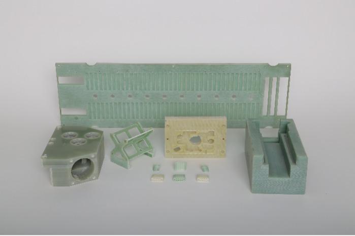 Vetroniti per isolamento elettrico -