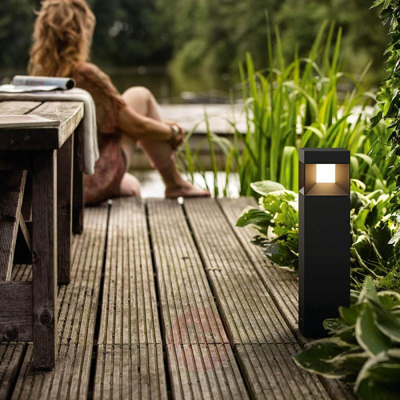 LED pillar light Parterre - outdoor-led-lights