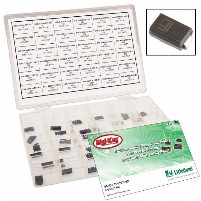 KIT TVS DIODE 1500W BI-DIR SMC - Littelfuse Inc. 4879275
