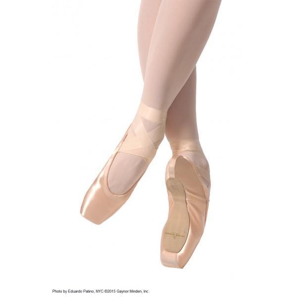 pointes GAYNOR MINDEN chaussons de danse