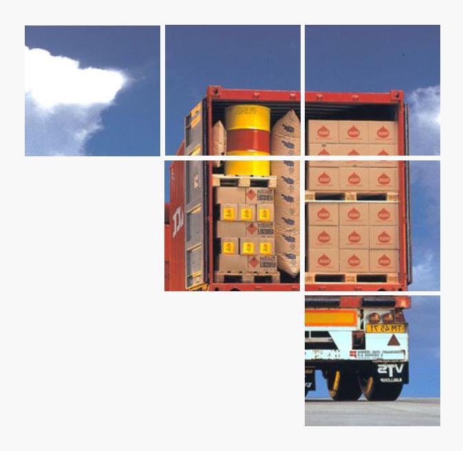 Перевозка сборных грузов -