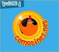 Comptines.net Vol. 1 - CD Audio | e-magine | 2007