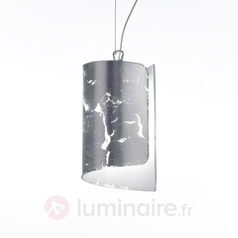 Attrayante suspension Papiro - Suspensions en verre