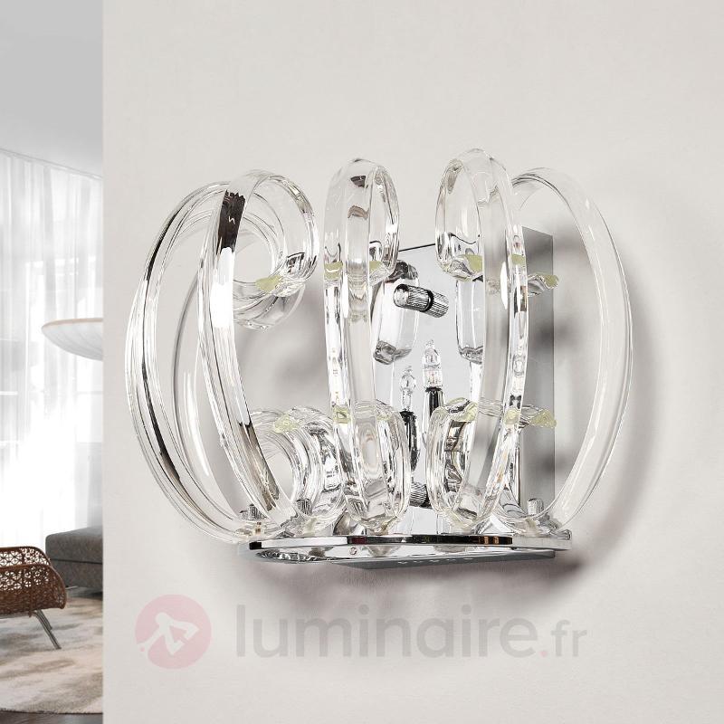 Applique Farina attrayante - Appliques en cristal