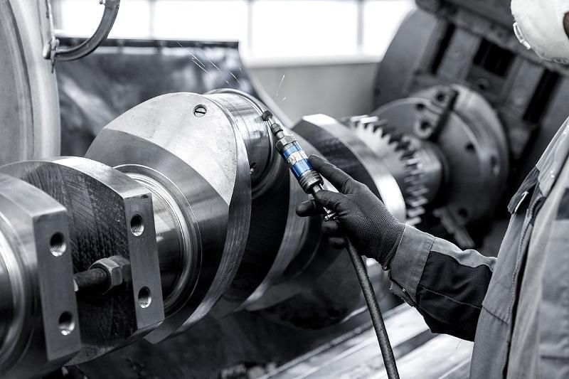 Hardening Shafts - Service for shafts and crankshafts