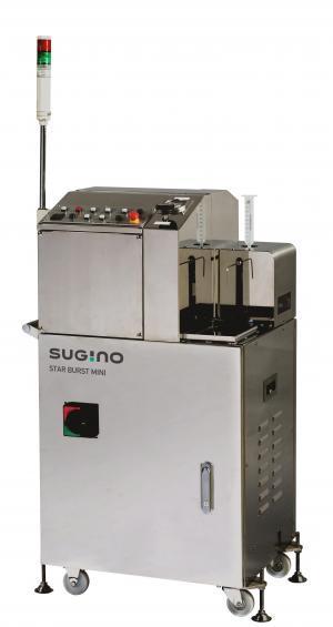 Star Burst Mini - Dispositif miniature de pulvérisation et de dispersion par voie humide