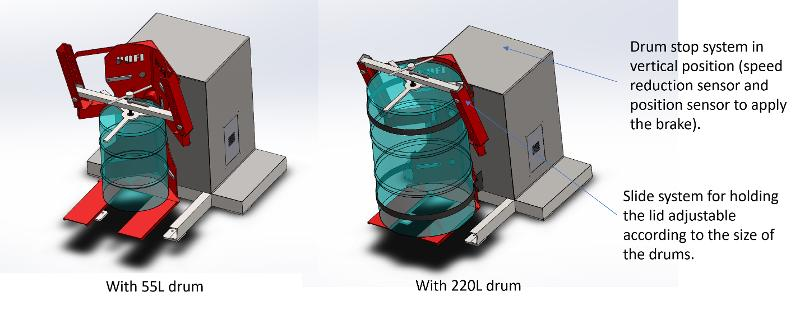 Drum Rotator - null