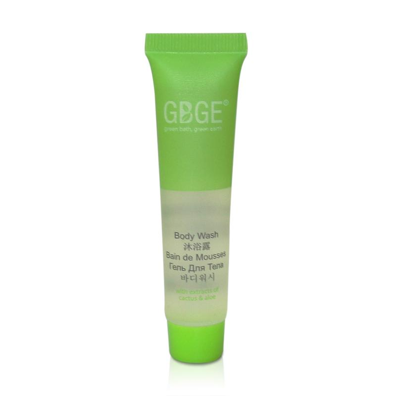 GBGE Budget Collection 20ml Body Wash -