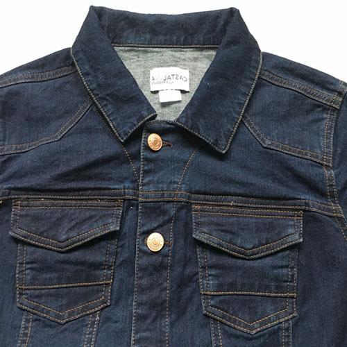 Women's denim jacket  Stonewashed blue -