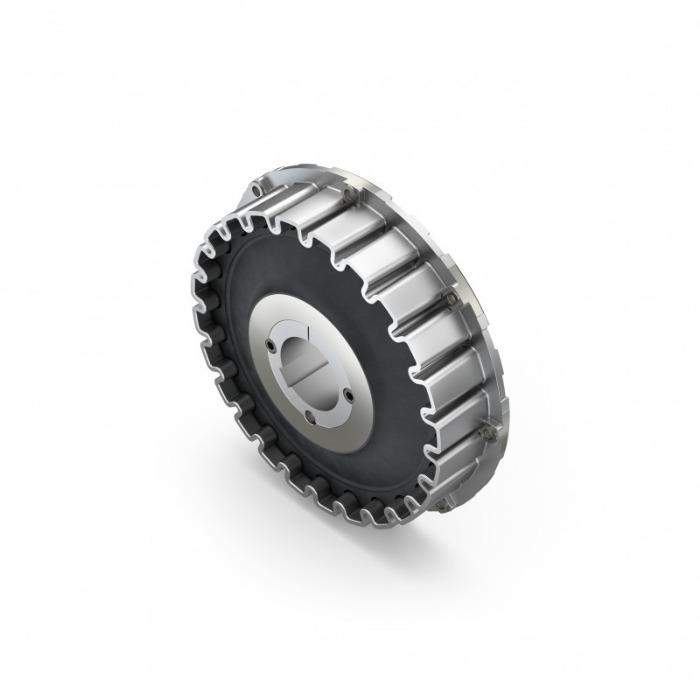 ARCUSAFLEX   AC - Torsionally flexible rubber disc coupling for internal combustion engine drives