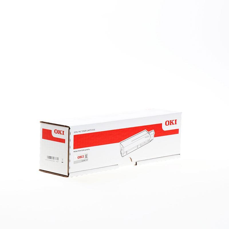 OKI Toner - original supplies - OKI Toner 45807106 High capacity