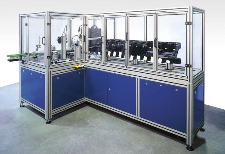 Automatic Packaging Unit for Prescription Lenses - RX Packaging and dispatch