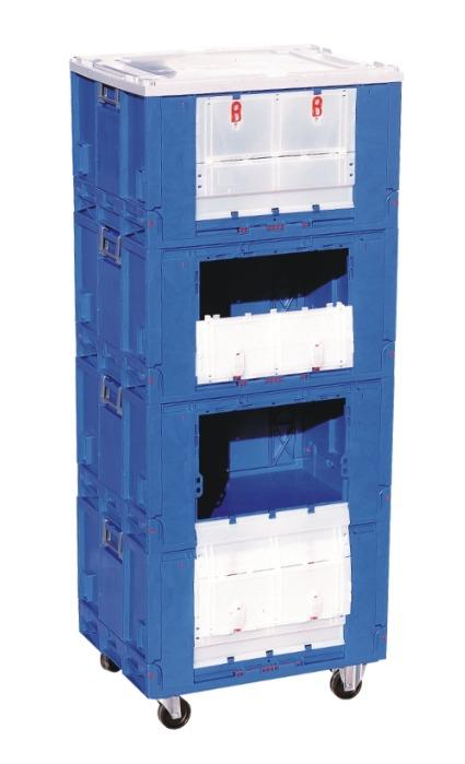 Roll-container -