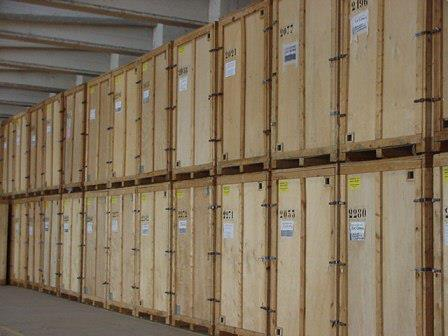 Offerte Internationale opslagplaats - Worldwide storage capacity of 171,437 m2
