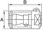 Mini mist oiler, G 3/8, Operating pressure 2 - 15 bar - Mini oil-mist lubricator
