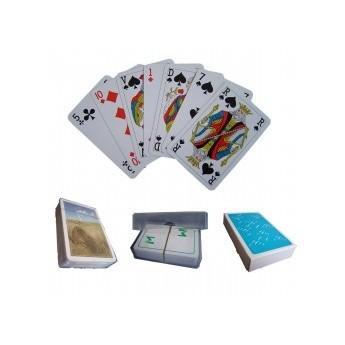 Jeu de cartes personnalisable C1 - Réf: C1