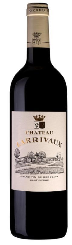 Haut-Médoc wine AOC - Château Larrivaux