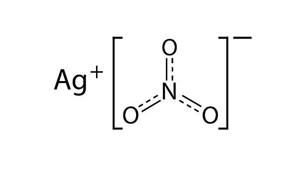 Silbernitrat - null