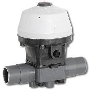 GEMÜ R690 - Мембранный клапан с пневмоприводом