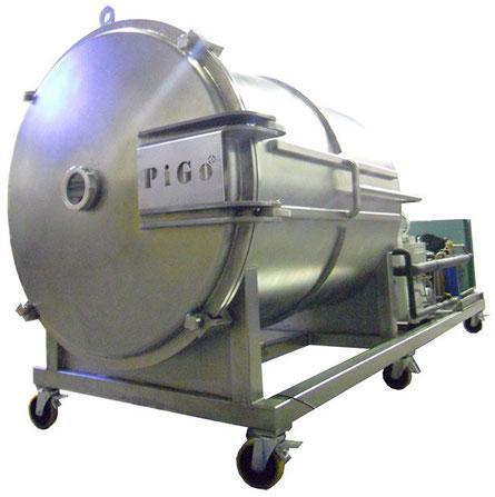 lyophilisateur industriel freeze drying - technologie de pointe de séchage produits agroindustriels