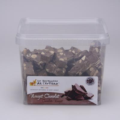 Nougat vrac chocolat - Vrac 15