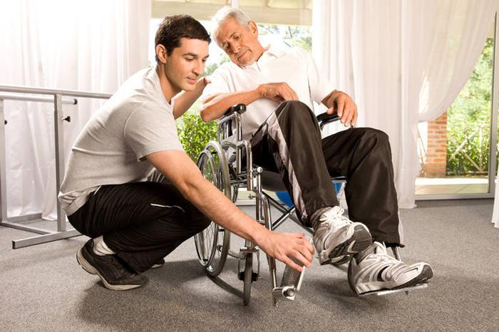 Aide a domicile personne handicapée Clermont-ferrand