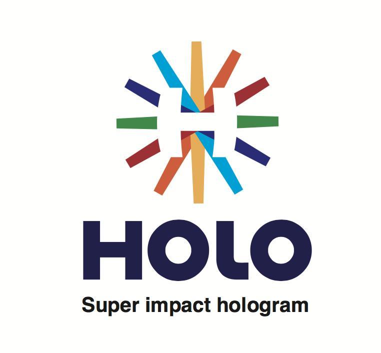 HOLO  - Proiettore immagini e video a rotazione 360°