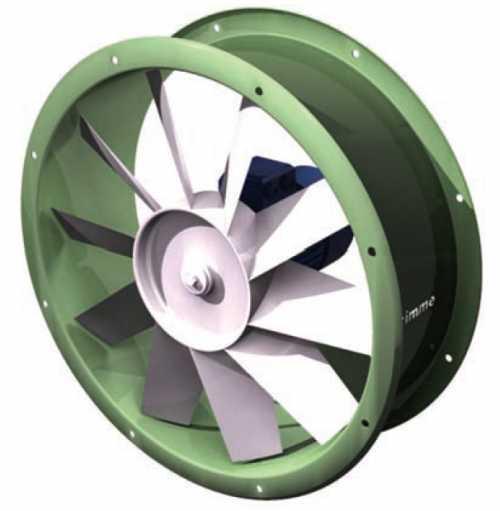 Gad - Ventilateur Basse Pression Type Gad - Transmission Directe - null