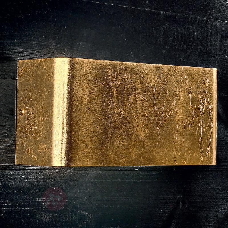 Applique dorée JOULIN - Appliques en laiton/dorées