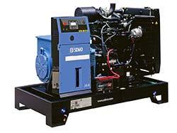 Groupes industriels standard - J66K