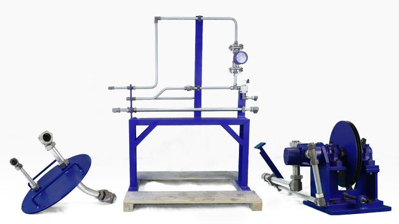 Emergency Lubrication Refiner Main Bearing - null