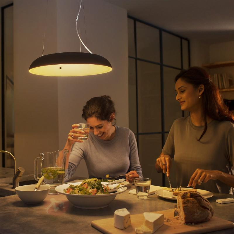 Suspension LED Philips Hue Amaze avec variateur - Philips Hue