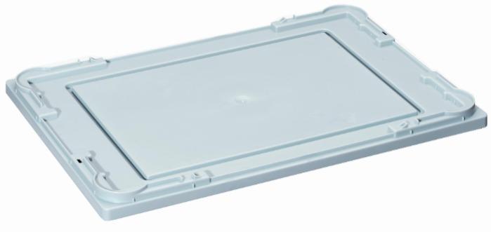 Tampas para caixas de plástico - Tampa para caixas 600x400mm