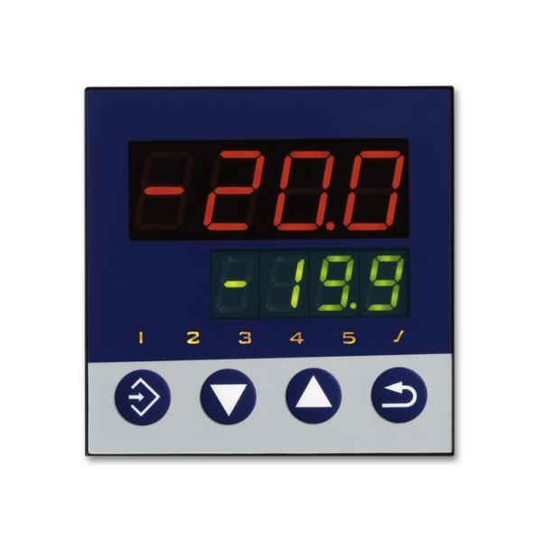 Quantrol – Compact controller LC300 - Displays